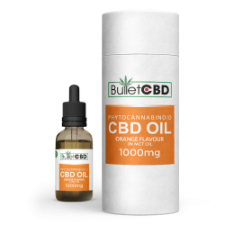 CBD Oil Orange 1000mg