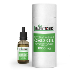 CBD Oil Peppermint 1000mg