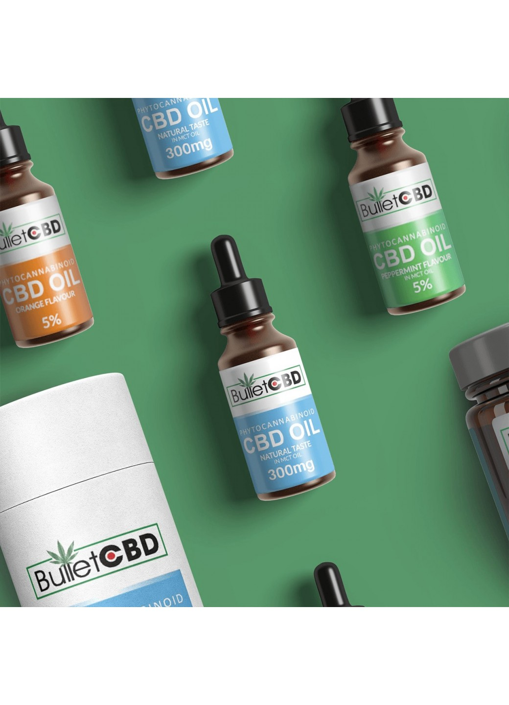 Trust in our CBD products