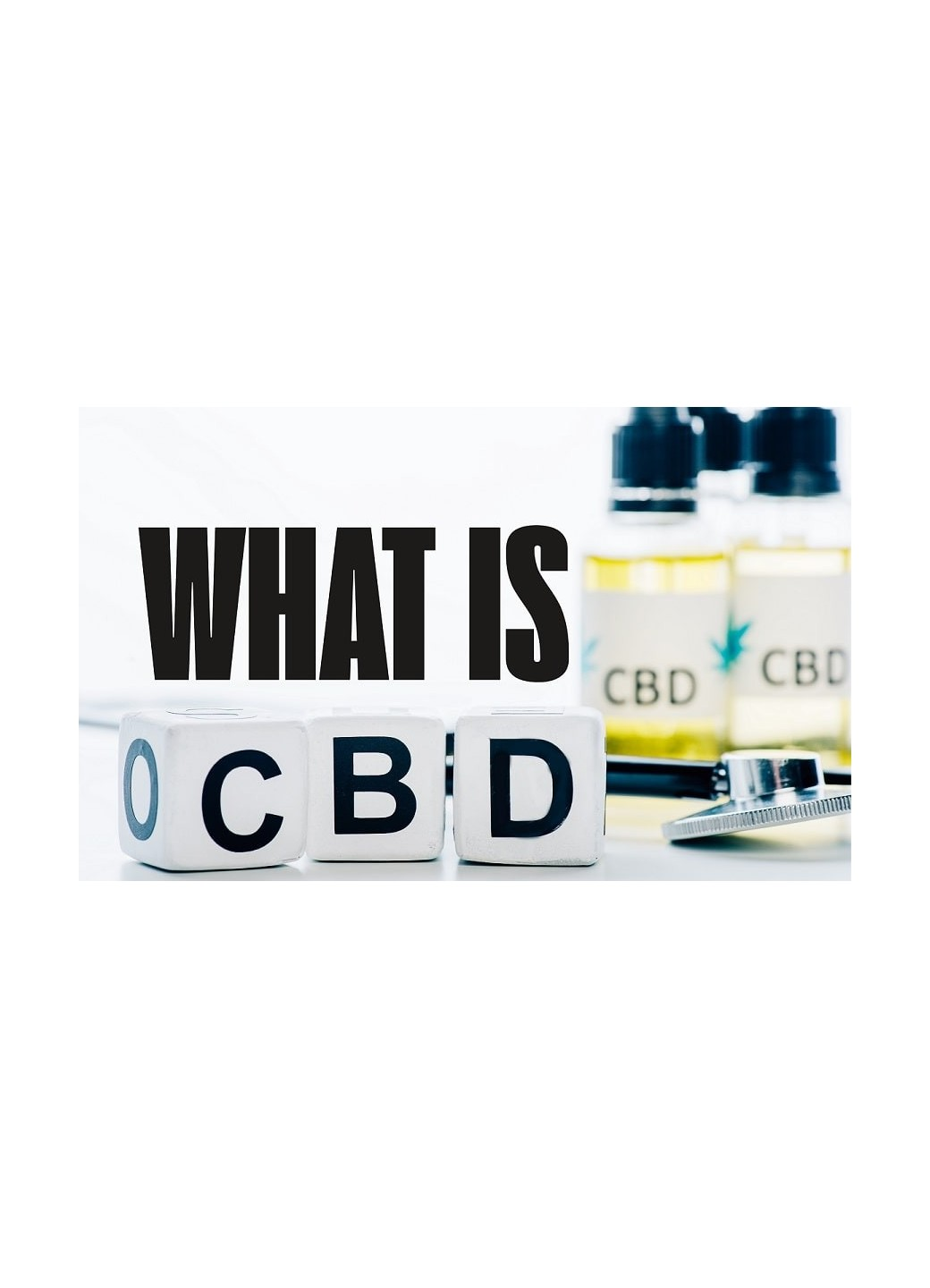 Common CBD questions answered