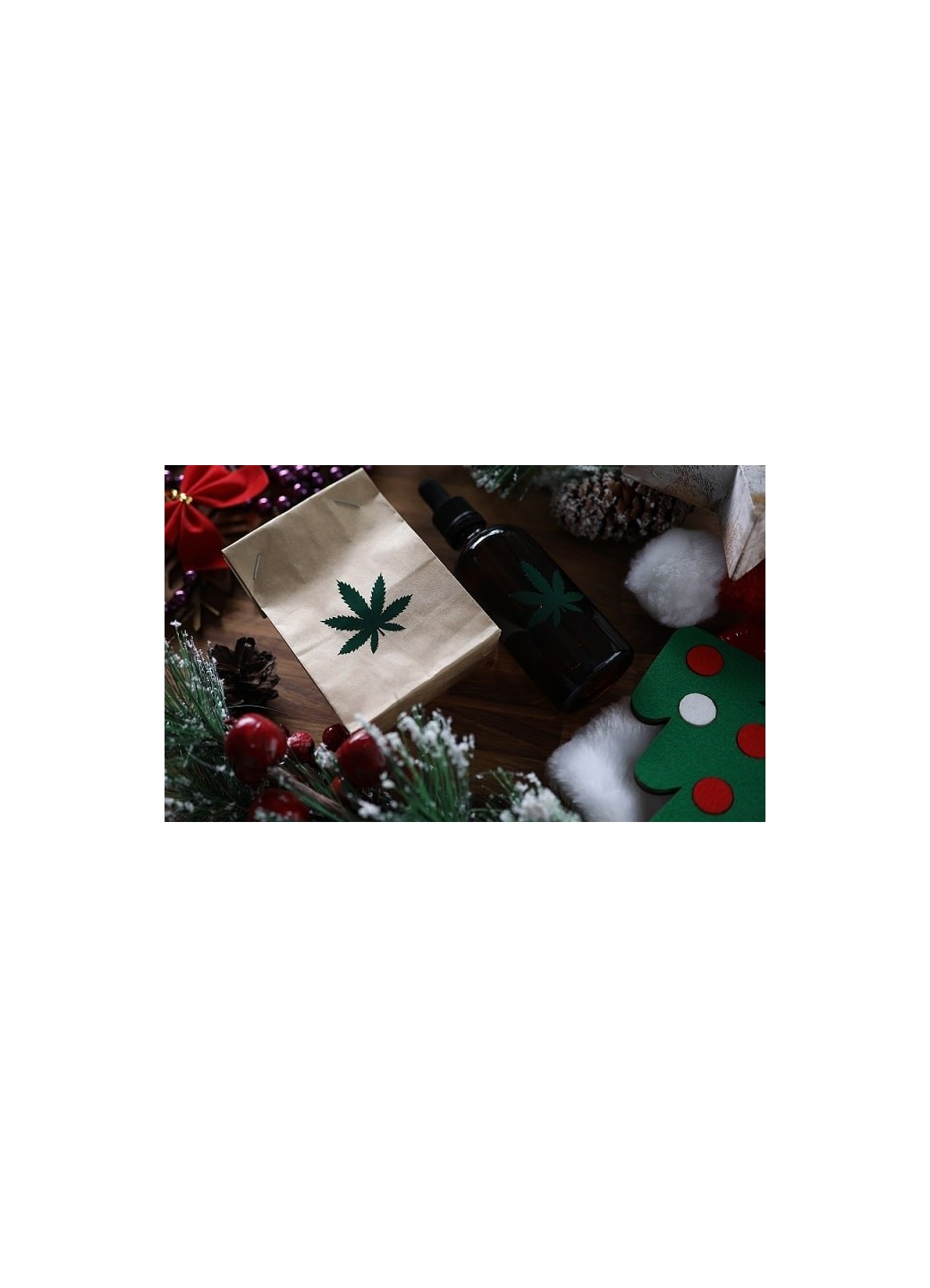 Shop our CBD for Christmas now!